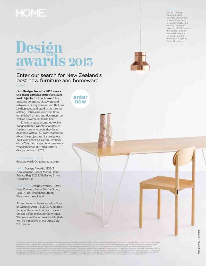 Home Design Awards 2013