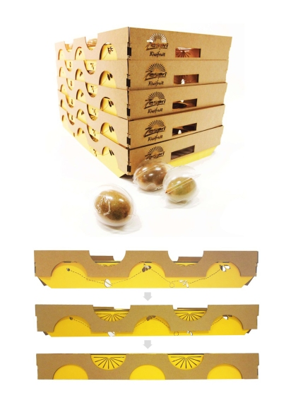 Kiwifruit Packaging: Jana Durdevic