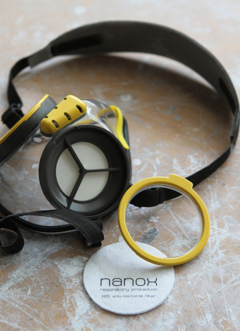 Nanox Respiratory Protection: Sam Lin