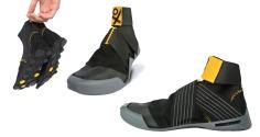 Minimal running footwear: Reid Douglas