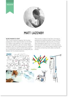 Matt Lazenby