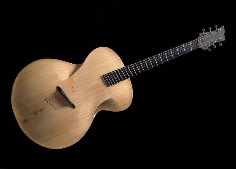 Best awards finalist glenn maxwell s infinitum acoustic for Acoustic guitar decoration