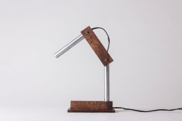 "McKay Berry: ""De-Light"" Lamp"